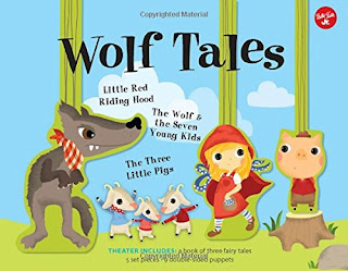 Read & Play Puppet Theater: Wolf Tales
