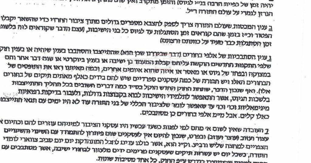Send A Letter To The Rebbe