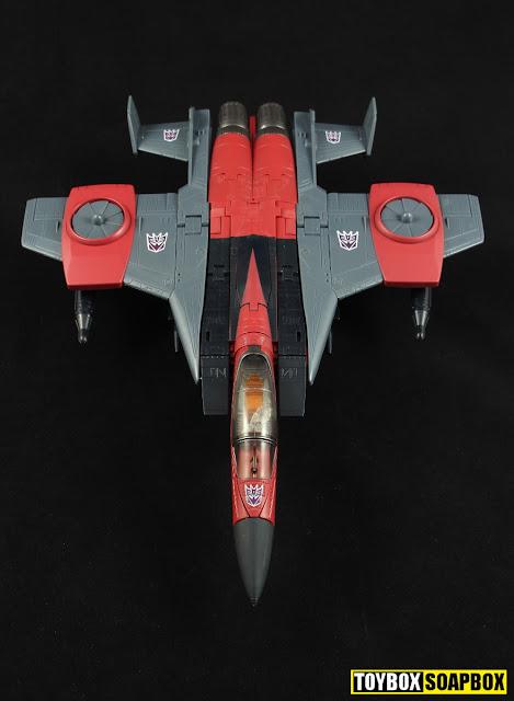takara masterpiece thrust vtol jet