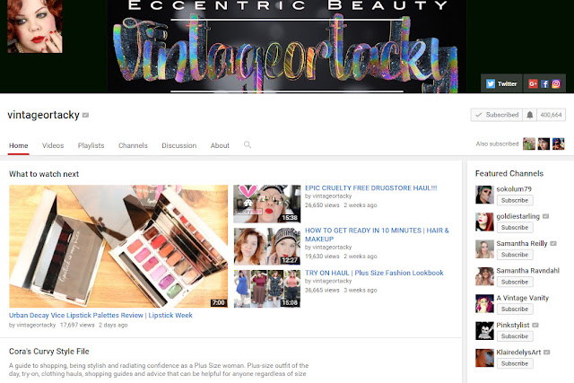 My Youtube beauty Gurus! Which are yours?