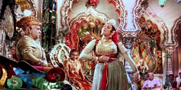 Listen to Mughal E Azam Songs on Raaga.com