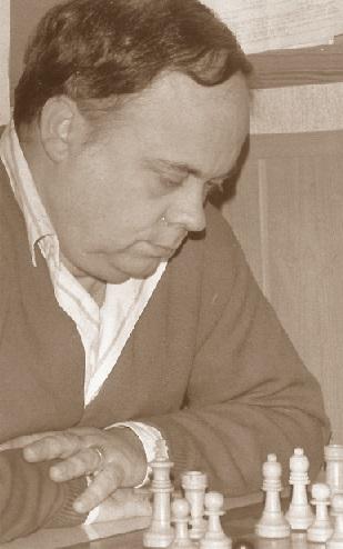 El ajedrecista Jaume Anguera Maestro