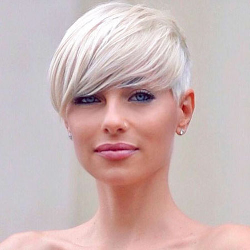 pixie cut for women