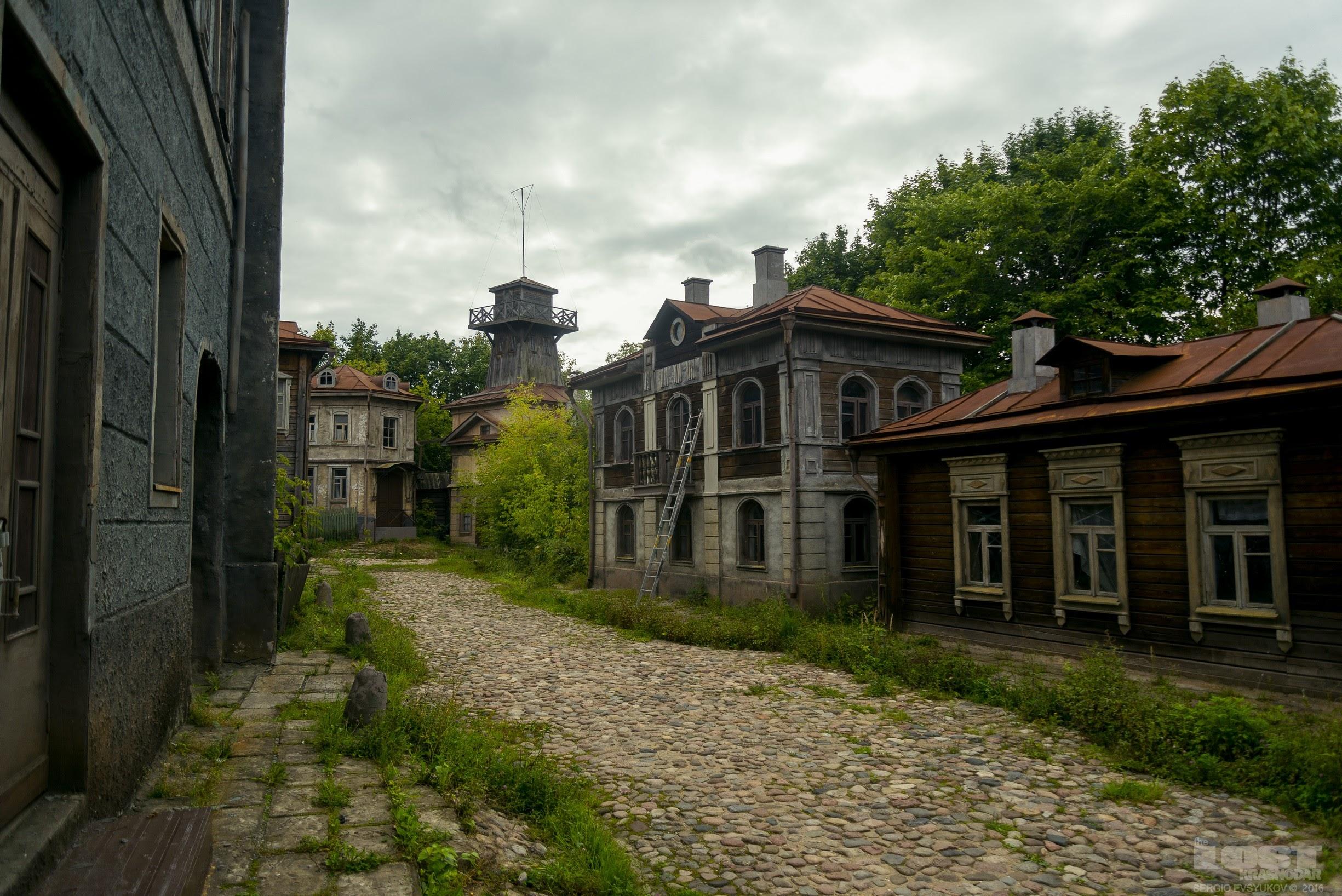 Улица Старой Москвы