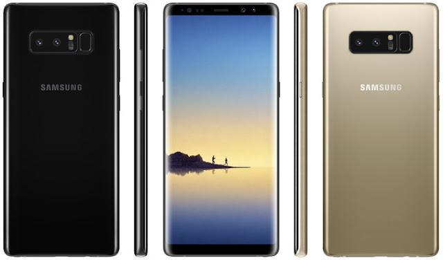 Samsung Galaxy Note akan mulai tersedia dipasaran bulan September, gratis MicroSD 256 GB saat pre-order