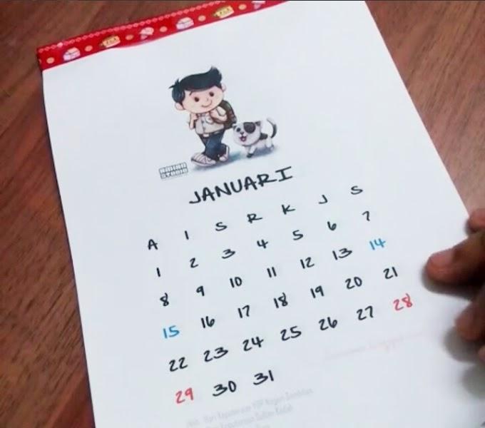 Printable Kalendar 2017
