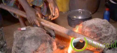 Setrika dada, Kamerun