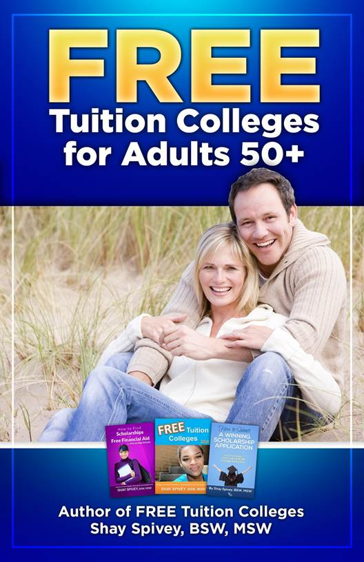 College scholarships for working adults consider