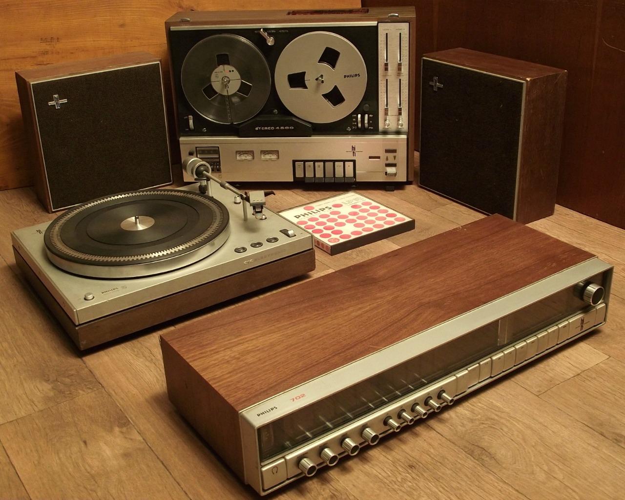 Simply excellent vintage audio museum