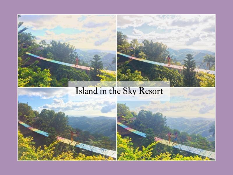 jvr island in the sky resort