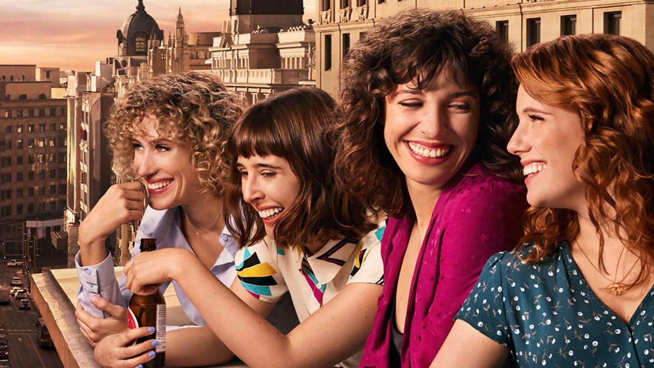 Valéria - Nova série espanhola Netflix