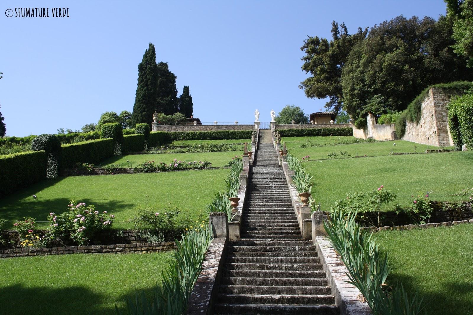 Il giardino di Villa Bardini: un giardino storico nel centro di ...