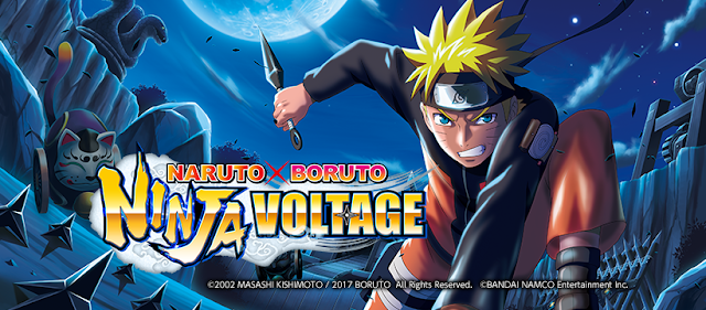 Download Game Seru Naruto X Boruto Ninja Voltage Apk
