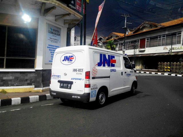 Cerita baik JNE Express