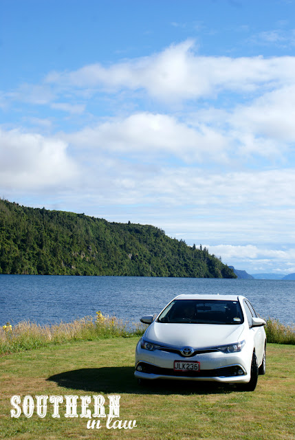 Cheap Hire Car Rental New Zealand North Island