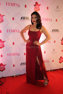 Bollywood Babes at Femina and Nykaa Host 3rd Edition Of Nykaa Femina Beauty Awards 2017 010.JPG