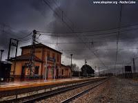 Estación de El Espinar: