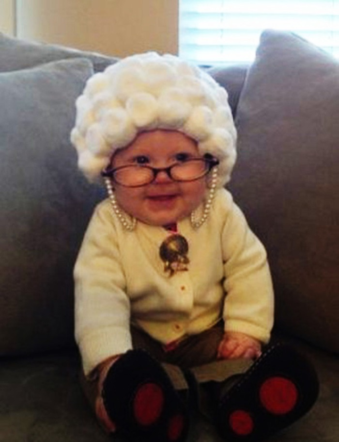 cute funny baby custume 1