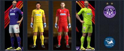 FK Austria Wien kit 15-16