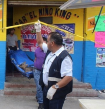 """Balacera en un """"bar"""" de Poza Rica deja un muerto y un herido"""
