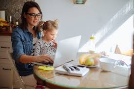 Work From Home Jobs For Moms No Fee 2019