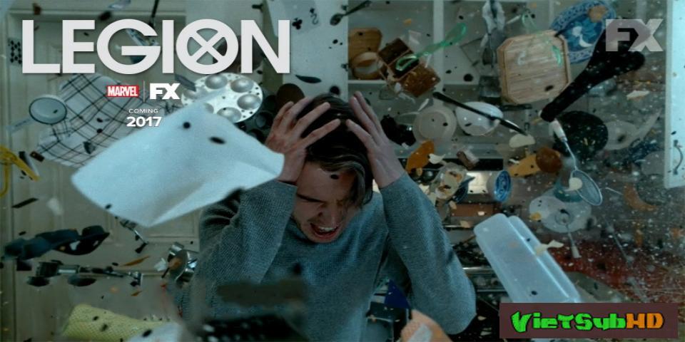 Phim Dị Nhân Legion (phần 1) Tập 8 VietSub HD   Legion (season 1) 2017