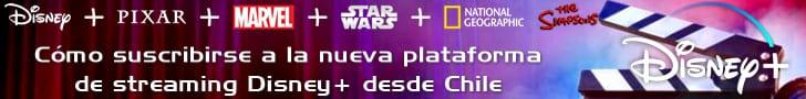 Disney+ desde Chile