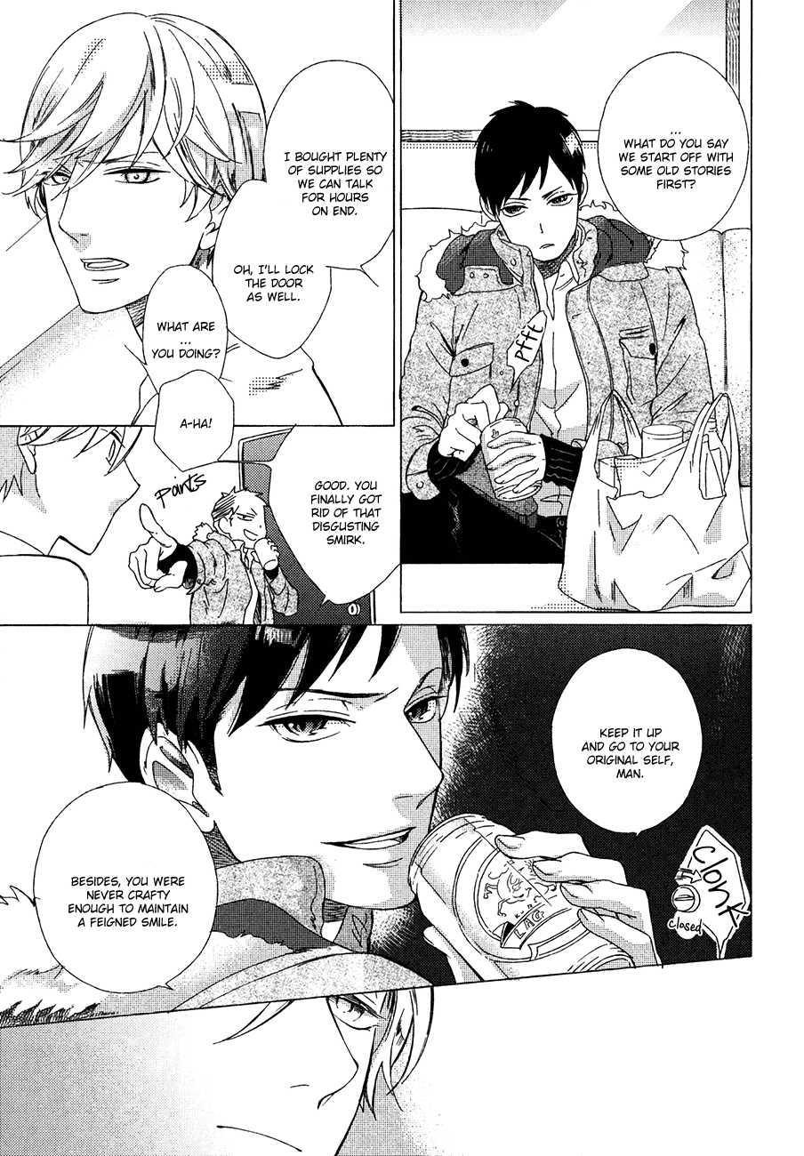Minori no Te - Chapter 10