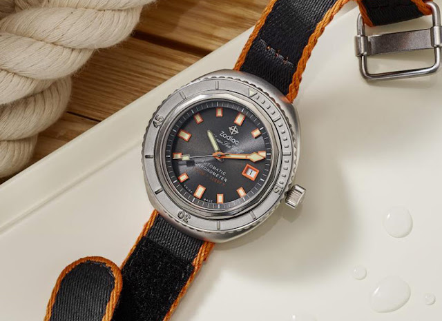 Zodiac Super Sea Wolf 68 Limited Edition 50th Anniversary