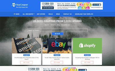 your-coupon-blogger-template