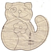 b pattern - Molde brinquedo para bebê