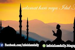 Etika dan Hal-hal yang Perlu Dilakukan Ketika Akan Mengerjakan Shalat Idul Adha