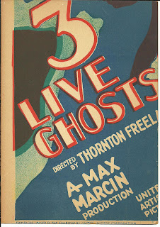 AllThingsVintage Movie Poster 3 Live Ghosts