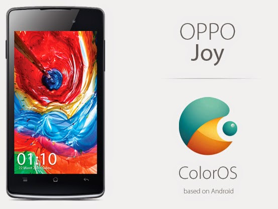 Cara Flash Oppo Joy R1001 tanpa PC