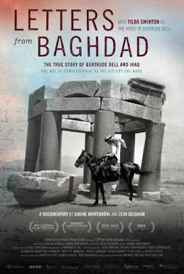 Letters From Baghdad (2017) Sinopsis