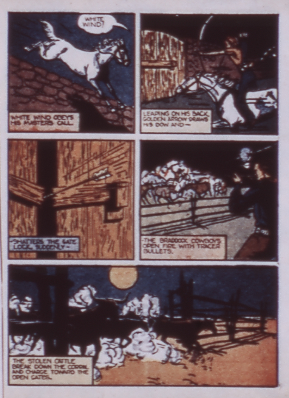 Read online WHIZ Comics comic -  Issue #3 - 21