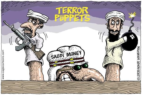Resultado de imagen de Barcelona y el fin de la inocencia del Wahabismo de Arabia Saudí