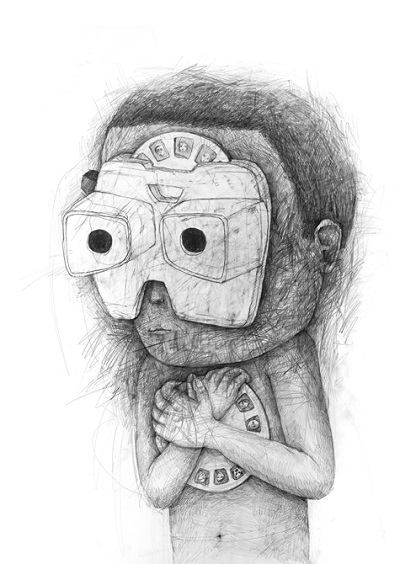 """Seer"" - Stefan Zsaitsits - 2012 