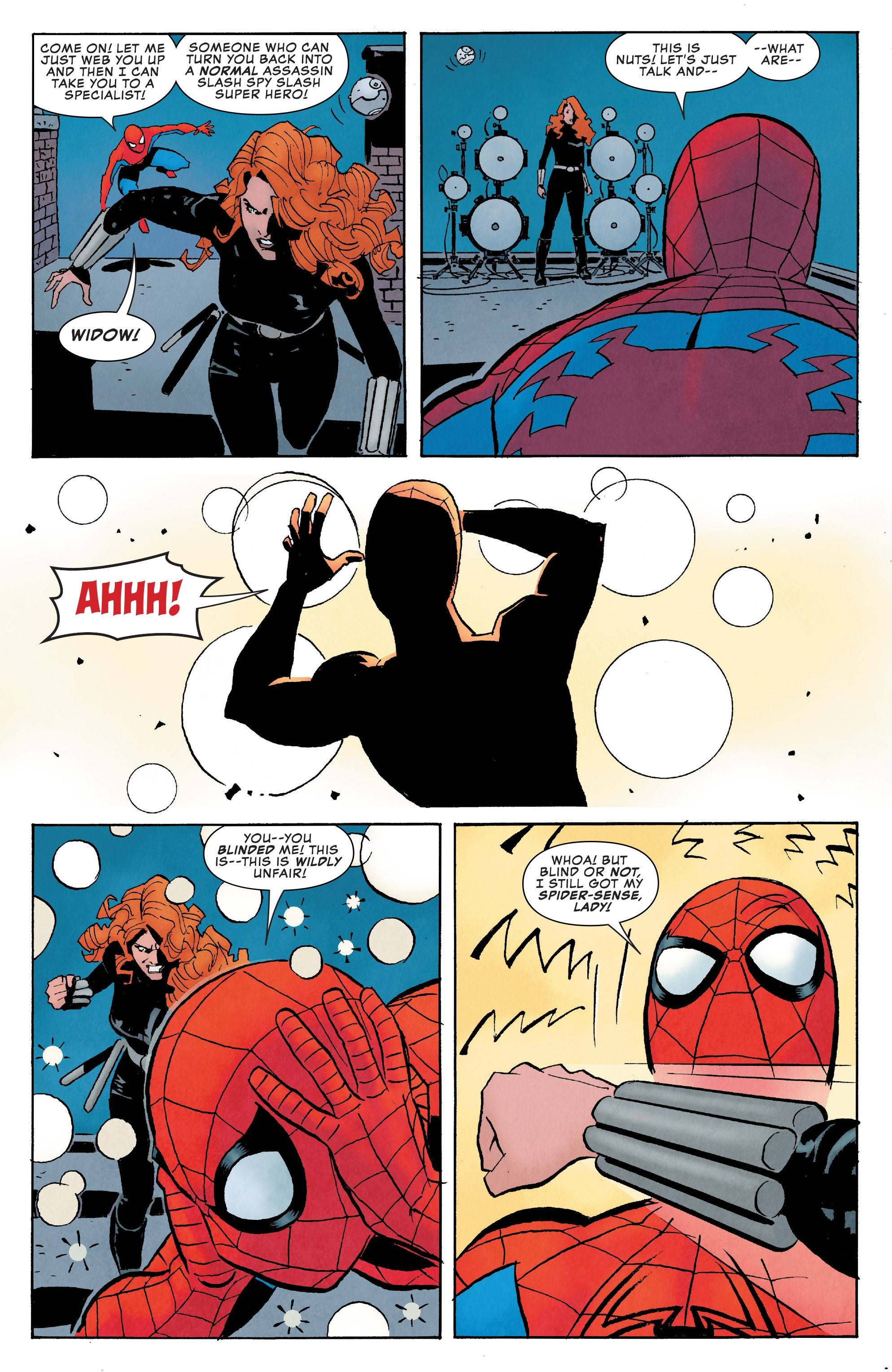 Read online Peter Parker: The Spectacular Spider-Man comic -  Issue #1 - 25