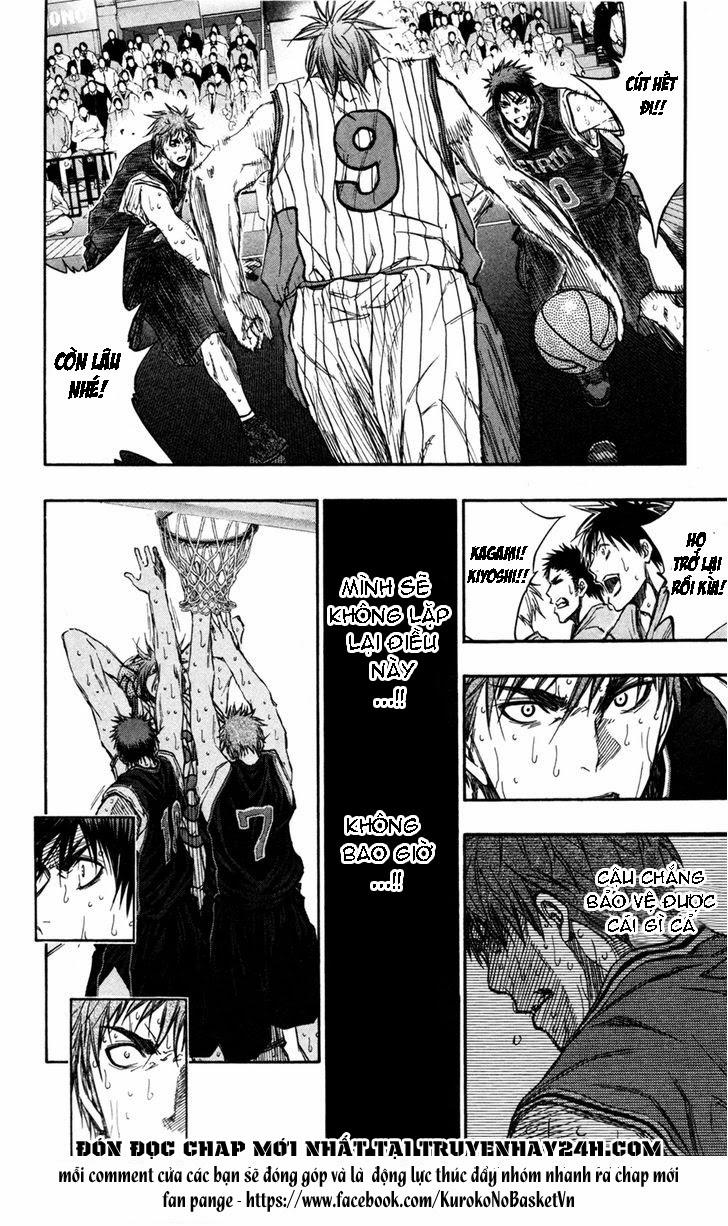 Kuroko No Basket chap 157 trang 13