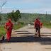 A pedido do prefeito Diógenes o Governo do Estado envia equipe para realizar operação tapa buracos