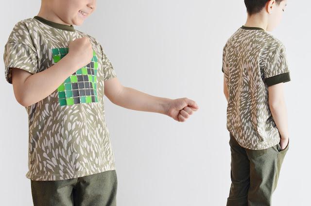 Los niños vestidos igual parte 2