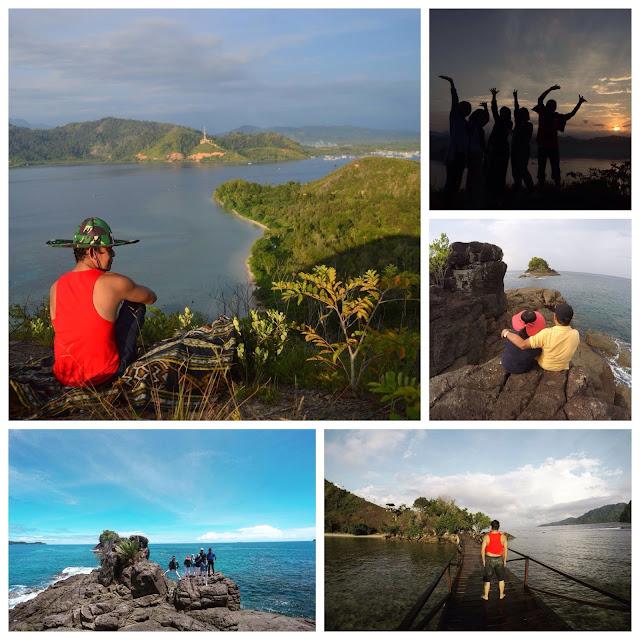 2D1N Trip to Mandeh Marine Park and Stay Over Night at Labuan Sundai Resort, West Sumatra.
