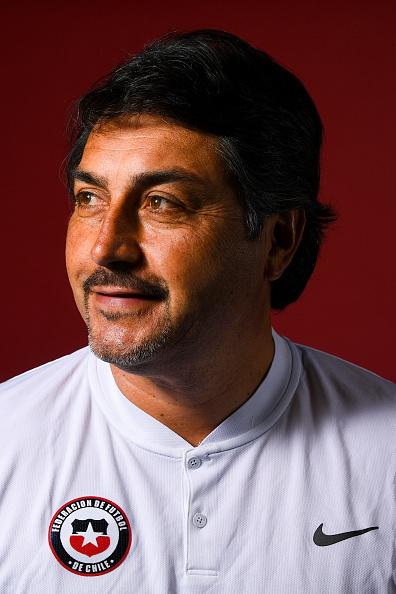 José Letelier, entrenador de la Roja femenina