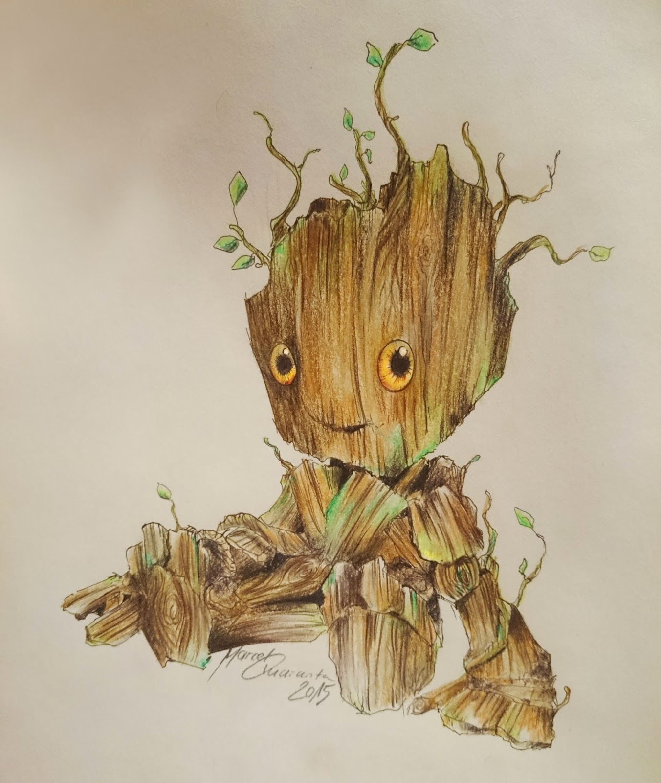 Groot:finished