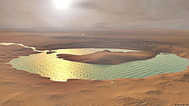 NASA HAS JUST RELEASED 2,540 STUNNING NEW PHOTOS OF MARS