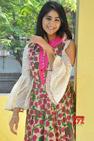 Palak Lalwani looks beuatiful in pink White Anarkali Dress From Juvva Movie Promotions ~  Exclusive Galleries 023.jpg