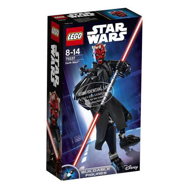 Lego Star Wars - Buildable Figure Darth Maul (75537)