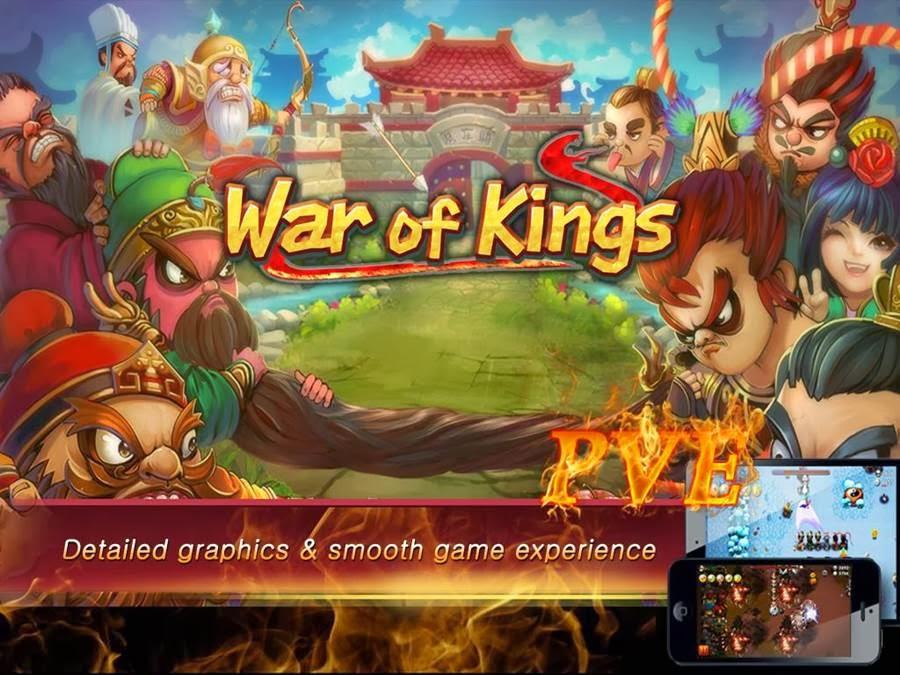 สามก๊กกินหาง War of Kings