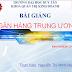 SLIDE BÀI GIẢNG - Ngân hàng trung ương (Nguyễn Thị Minh Hương)
